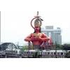 Do not demolish statue of lord Hanuman