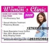 HOPE MEDICAL GROUP OF WOMEN IN NONGOMA 0633523662 CAL FOR AN EFFECTIVE ABORTION