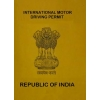 Need value for our Indian International Driving license in abroad