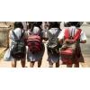 Save children's backs - reduce school bag wgt (Carmel Convent School Chandigarh)