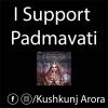 We Support Movie 'Padmavati'