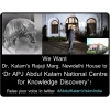 We Want Kalam's Delhi House to 'APJ Abdul Kalam Centre for Knowledge Discovery'